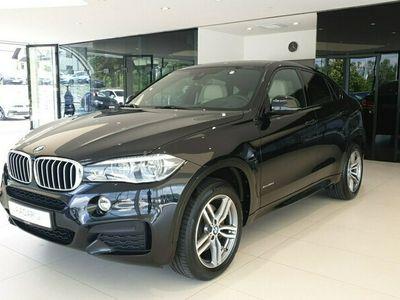 używany BMW X6 F16 40d xDrive M-Sport, salon, PL, LED, navi, FV-23%, gwarancja
