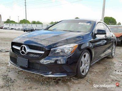 używany Mercedes CLA250 Sprowadzamy z USA milaauto.pl