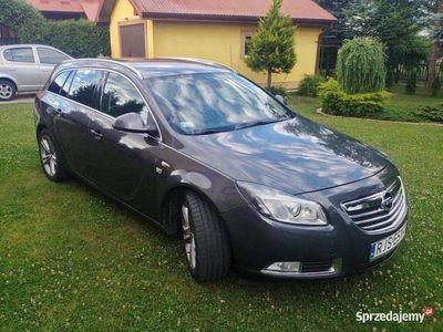 używany Opel Insignia Sports Tourer 2.0 CDTi 160KM - możliwa zamiana