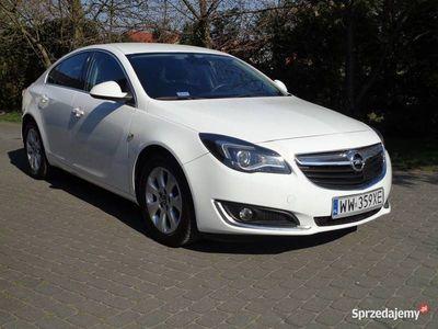 używany Opel Insignia 1.6 cdti Salonowa F VAT