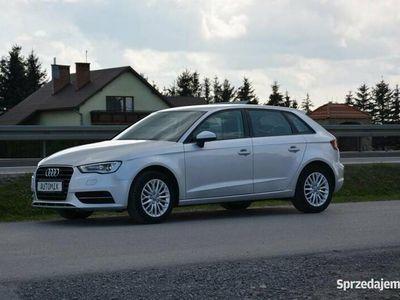 używany Audi A3 III (8V) 1.6TDI Stronic automat bixenon navi gwarancja przebiegu serwis ASO
