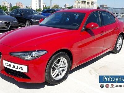 używany Alfa Romeo Giulia Business 2.0 200KM AT8 | Czerwony / Czarna tapicerka | 2019 | CARPLA