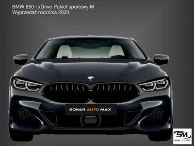 używany BMW 840 4.4dm 530KM 2020r. 4 428km