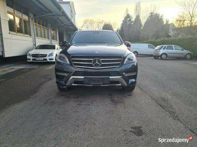 używany Mercedes ML350 BlueTEC