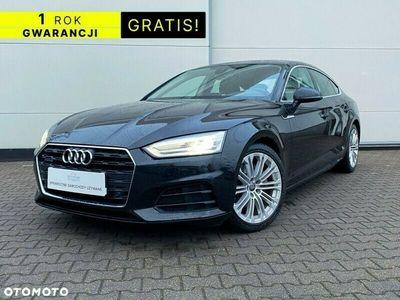 używany Audi A5 2dm 190KM 2017r. 131 537km