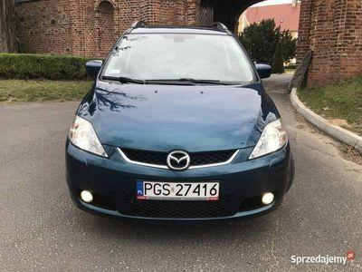 używany Mazda 5 5 2dm3 143KM 2006r. 250 000km2,0 CD 7 Osobowy Bogata Wersja Zarejestrowany !!!