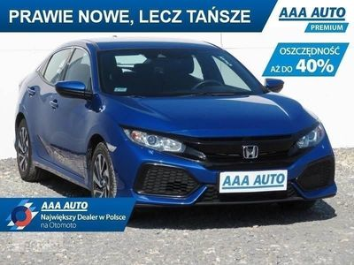 używany Honda Civic IX Salon Polska, Serwis ASO, Klimatronic, Tempomat,