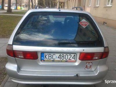 używany Mitsubishi Galant 2.0 Benzyna/LPG