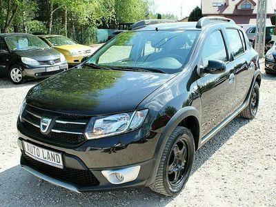 używany Dacia Sandero Stepway 0.9dm 90KM 2014r. 117 000km