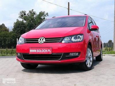 używany VW Sharan 2dm 140KM 2013r. 192 000km