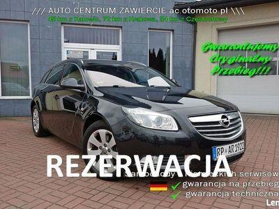 używany Opel Insignia Bi Turbo XENON Skóra 194 Ps