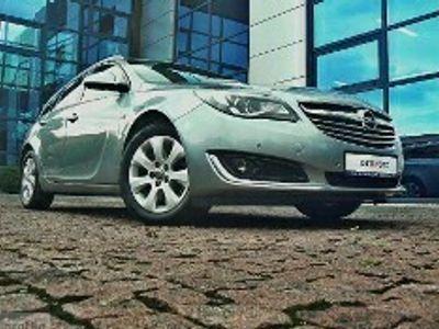 używany Opel Insignia Country Tourer I Cosmo Xsenon LED Skóra Navi 160 KM. Przebieg 182 tyś Jak Nowa Serwis