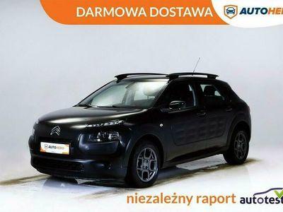 używany Citroën C4 Cactus DARMOWA DOSTAWA Klima, Multifunkcja, PDC, Bluetooth, Hist.serwis ASO I (2014-)