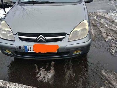 używany Citroën C5 kombi z gazem