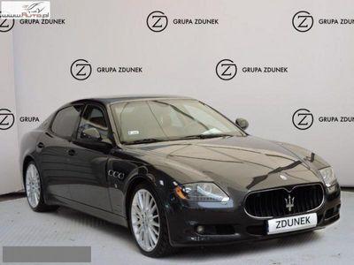 używany Maserati Quattroporte 4.7dm 440KM 2009r. 144 000km