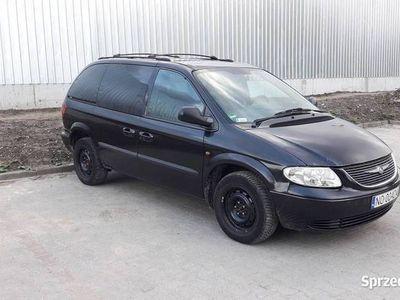 używany Chrysler Voyager 2004 2,5 CRD Diesel klima hak Olsztyn