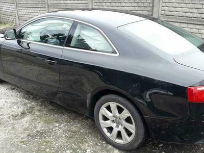 używany Audi A5 Coupe 2,0TDI 170KM Quattro Navi skóra 2009r 164500km
