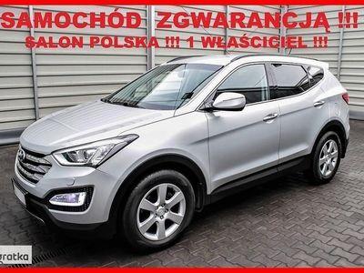 używany Hyundai Santa Fe III 4 x 4 + Salon PL + 1 Właściciel + Serwis !!!
