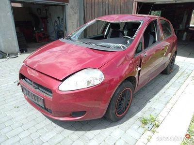 używany Fiat Grande Punto 1.4 KLIMA Krajowy II Właściciel 2009/2010