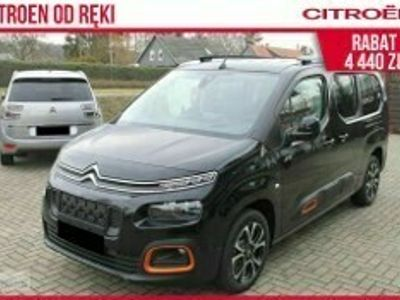 używany Citroën Berlingo II XL 130Km SHINE Pakiet Look XTR !! Kredyt lub Leasing !!
