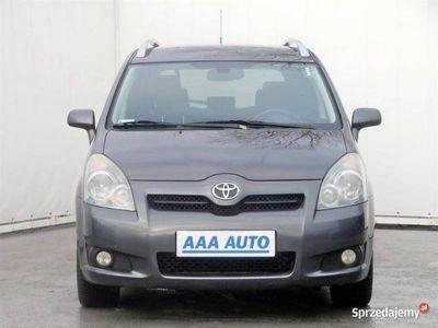 używany Toyota Corolla Verso 2.2 D-4D