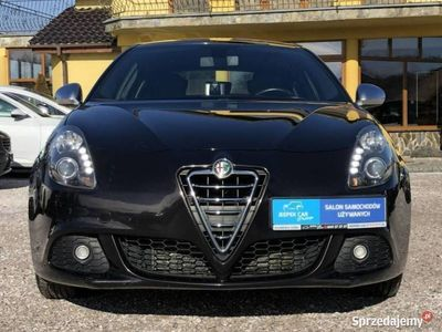 używany Alfa Romeo Giulietta 170PS,Navi,Skóra,LED,Gwarancja 2.0 170PS,Navi,Skóra,LED,Gwarancja automatyczna klima.