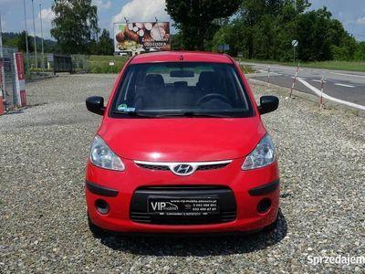 używany Hyundai i10 1.1dm 66KM 2009r. 134 000km