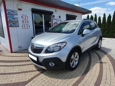 używany Opel Mokka 1.4+GAZ LPG FABRYCZNY Zarejestrowana klimatyzacja!
