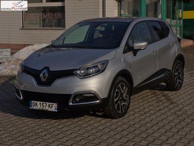 używany Renault Captur 0.9dm3 90KM 2014r. 33 542km Nawi Alu Free Hand
