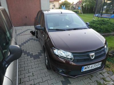 używany Dacia Logan II MCV 1.2 16V SL OPEN