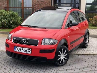 używany Audi A2 I (8Z) Special Edition 1.4benz. 75KM Panorama Serwis ASO