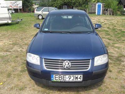 używany VW Passat B5 FL (2000-2005) 1.9 2004r.