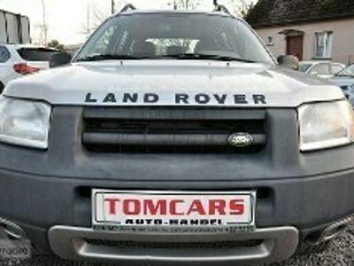 używany Land Rover Freelander I 4X4 *Tempomat*Alu*2X Kamera*PDC*Hak*Zarejestrowany* Gwarancja