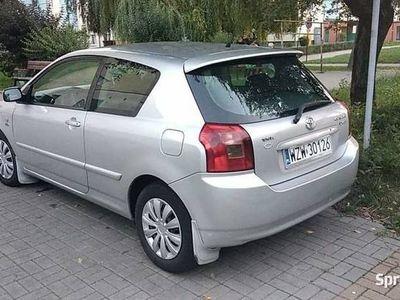 używany Toyota Corolla 2.0 4d4 diesel, opłacona