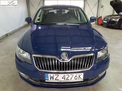 second-hand Skoda Superb II