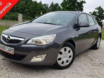 używany Opel Astra 1.6 116KM # Mega zadbana # Gwarancja Przebiegu # Jak NOWA !!! IV (2010-)