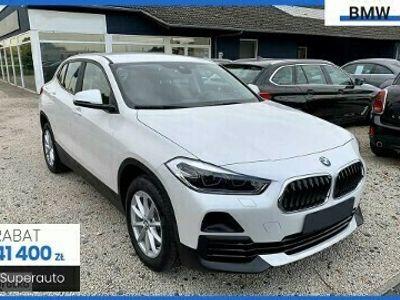 używany BMW X2 1.5 sDrive18i (136KM) | + System nawigacyjny + Kamera cofania