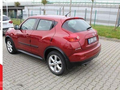 używany Nissan Juke Acenta Salon Polska, Climatronik, 1 właściciel, Bezwypadkowy
