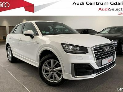 używany Audi Q2 1dm 116KM 2018r. 15 500km