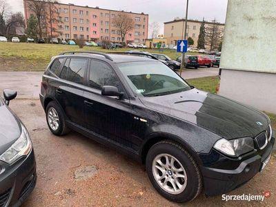 używany BMW X3 4x4 2.5i LPG M. Zamiana