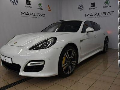 używany Porsche Panamera 4.8dm 500KM 2013r. 85 000km