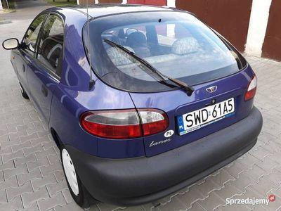 używany Chevrolet Lanos 1.5 98r wspomaganie kierownicy