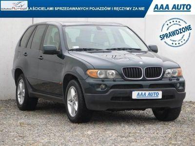 używany BMW 501 X5 3dm 217KM 2004r.594km
