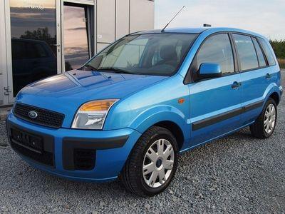 używany Ford Fusion 1.4 Duratec 80KM 2010/11r. 122tys. km. Klimatyzacja, serwis, FV Marża