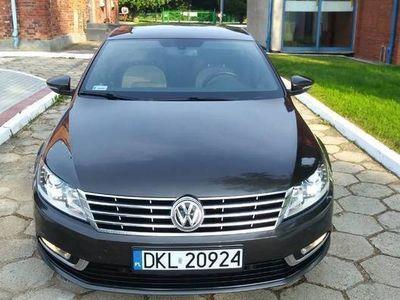 używany VW CC 2.0 TDI DSG Bluemotion- Polski salon, Full serwis !!!