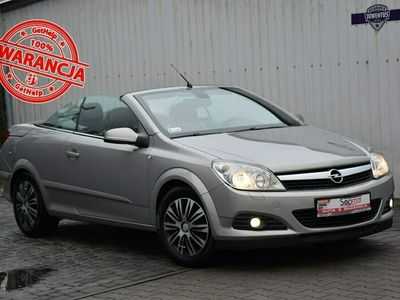 używany Opel Astra Cabriolet 1.9CDTi 150KM Manual 2007r. Cosmo Skóra NAVi Full III (2004-2013)