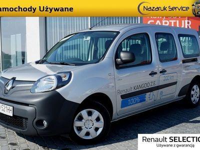 używany Renault Kangoo 0dm 60KM 2018r. 434km