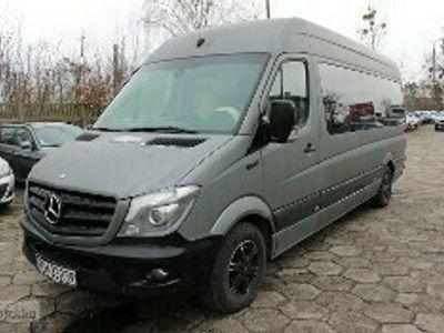 używany Mercedes Sprinter 906 316 7 osobowy 2,2 CDI 163 KM Klimatyzacja EXKLUSIVE Wersja VIP
