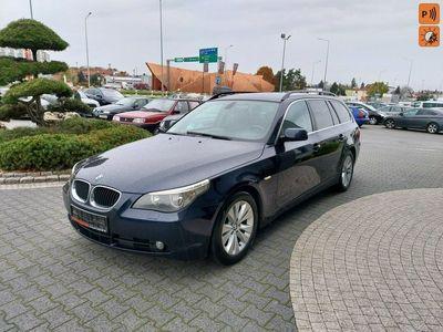 używany BMW 340 520 2dm 150KM 2006r.000km
