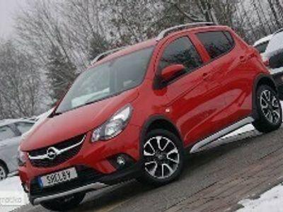 używany Opel Karl I ROCKS 75KM Klima Navi 13tyś.kmn Stan Perfekcyjny PO OPŁATACH